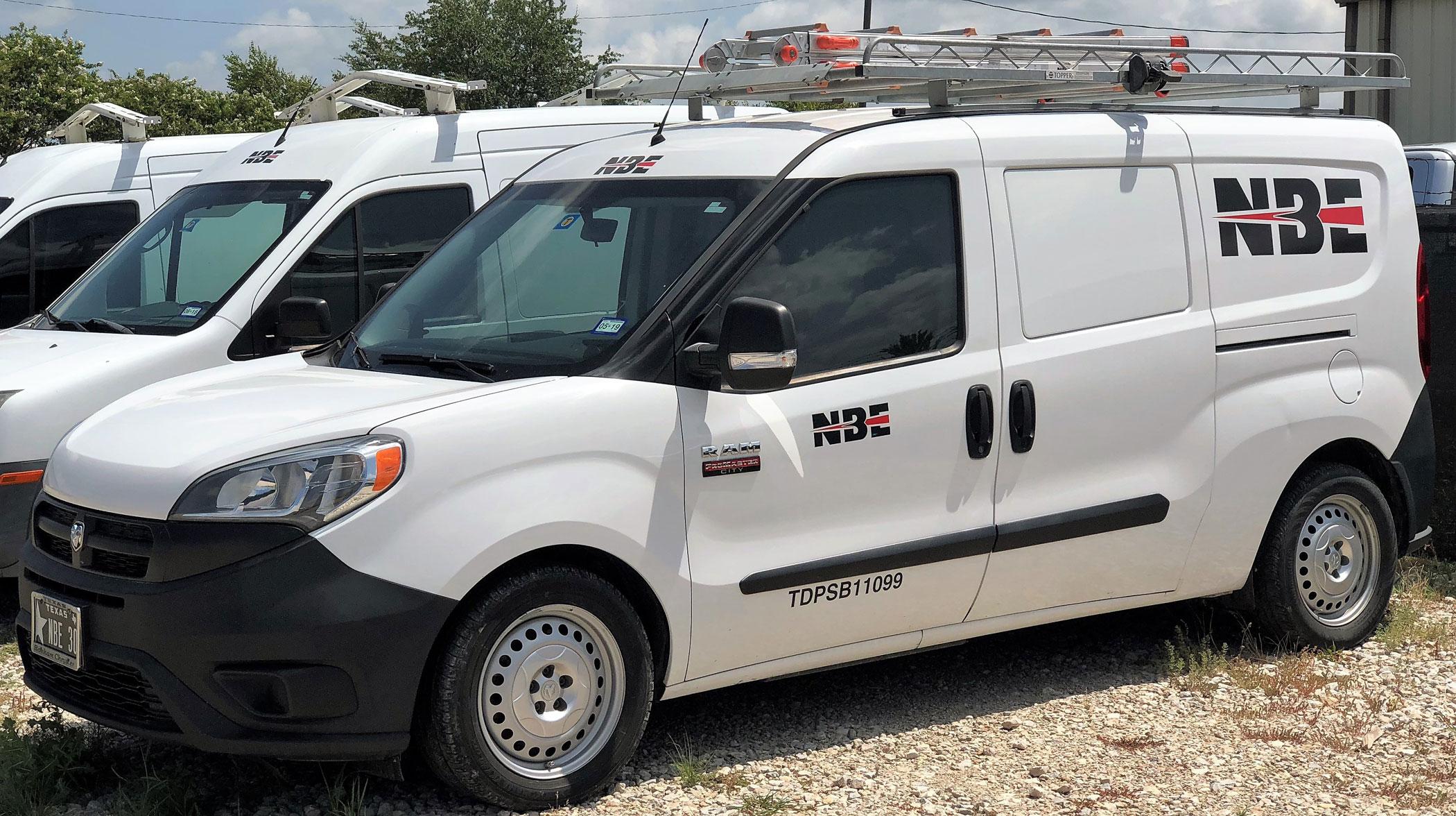 nbe-vehicle
